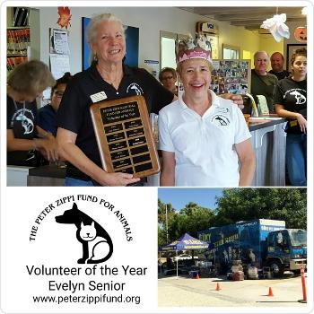 Leslie Neff & Evelyn Senior